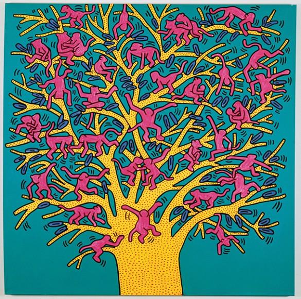11. Keith Haring
