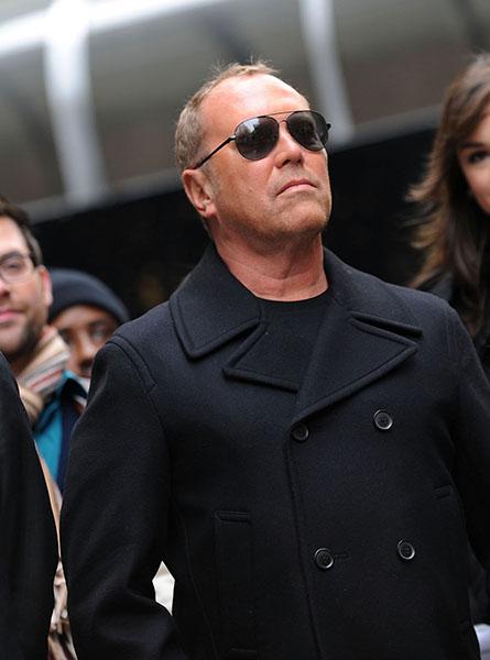 a16cee07256e4 MICHAEL KORS  O estilista americano ícone do mundo fashion ...