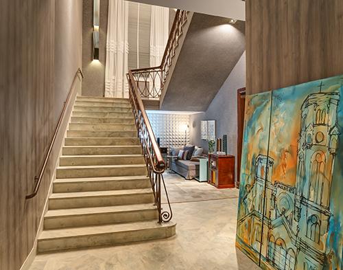 Hall e Escada 1