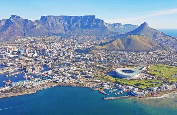 Cidade do Cabo - cidades e paisagens surreais Africa do Sul - Lala Rebelo