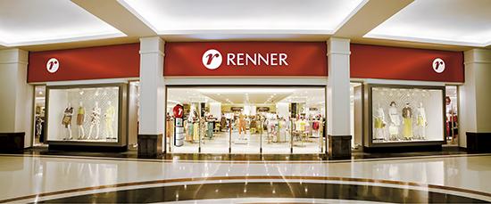 Fachada Renner