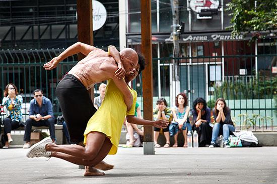 Festival Visões Urbanas  (Foto: Fabio Pazzini)