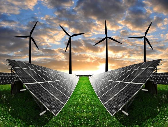 A ENERGIA RENOV┬ÁVEL EMPREGA QUASE 10 MILHA╠éES DE PESSOAS EM TODO O MUNDO