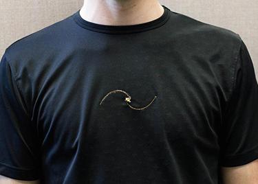 camisa inteligente