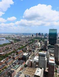 Boston é uma cidade moderna com traços históricos
