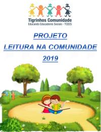 Projeto Leitura na Comunidade 2019-1