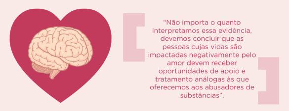 Os efeitos do amor no cérebro humano são semelhantes aos do vício em cocaína.