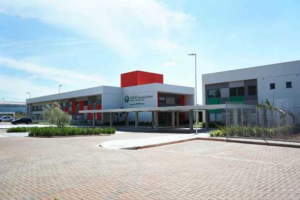 fachada do campus Sabis Campinas - 2